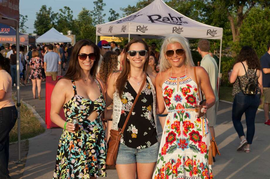 The 14th semiannual Brews and Blooms at the San Antonio Botanical Gardens delivered craft beer, food, live music and more on Saturday, May 25, 2019 Photo: Fabian Villa, For MySA.com