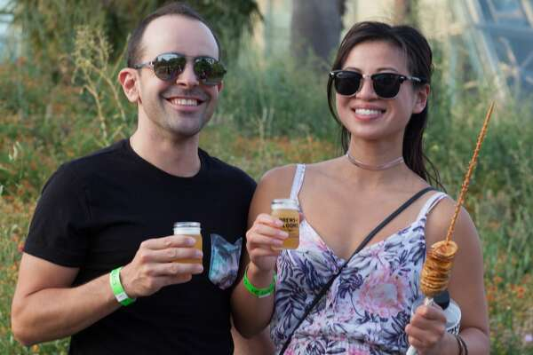 The 14th semiannual Brews and Blooms at the San Antonio Botanical Gardens delivered craft beer, food, live music and more on Saturday, May 25, 2019
