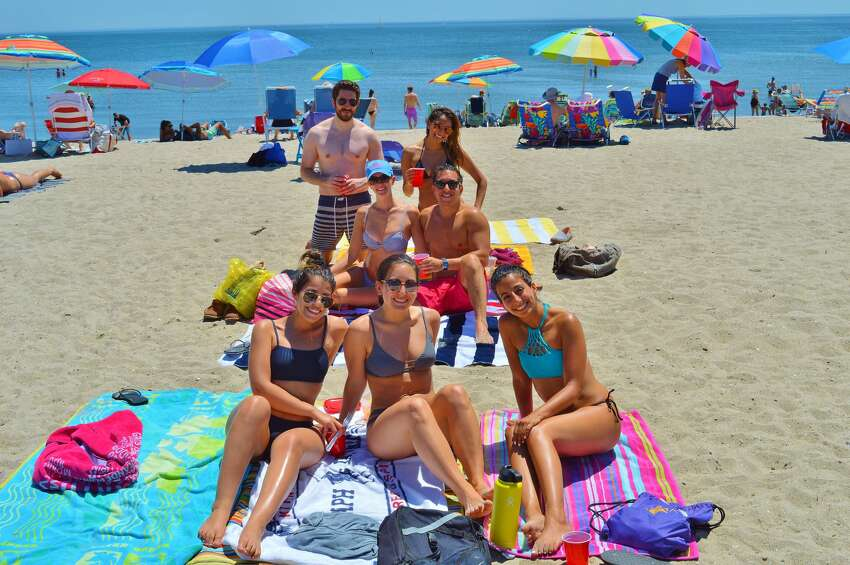 Memorial Day weekend at Compo Beach Were you SEEN enjoying the weather at Compo Beach on May 26, 2019? Click here to see more photos