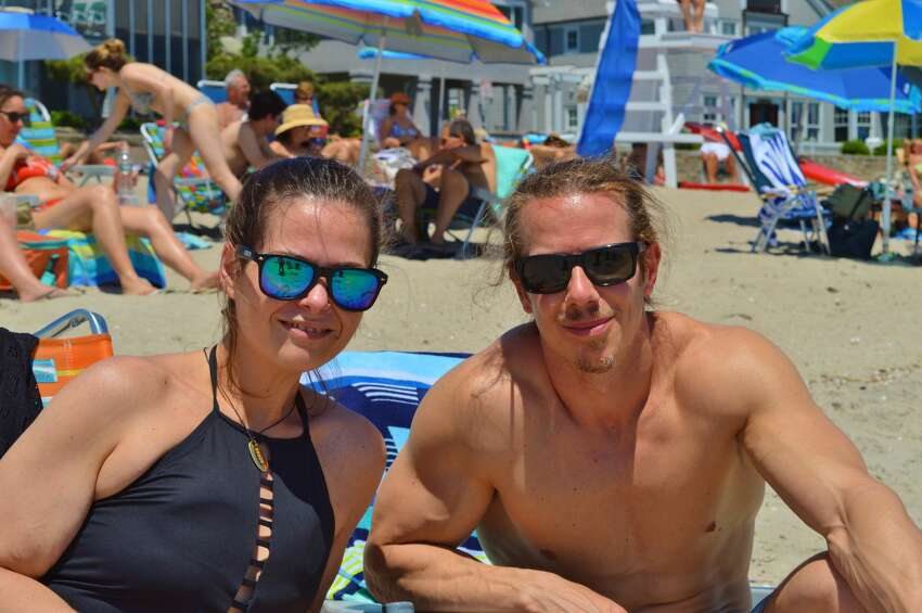 Were you SEEN enjoying the weather at Compo Beach on May 26, 2019?