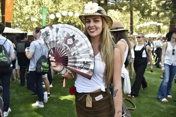 NAPA, CALIFORNIA - MAY 24: Atmosphere during BottleRock Napa Valley 2019 at Napa Valley Expo on May 24, 2019 in Napa, California. (Photo by Tim Mosenfelder/Getty Images)