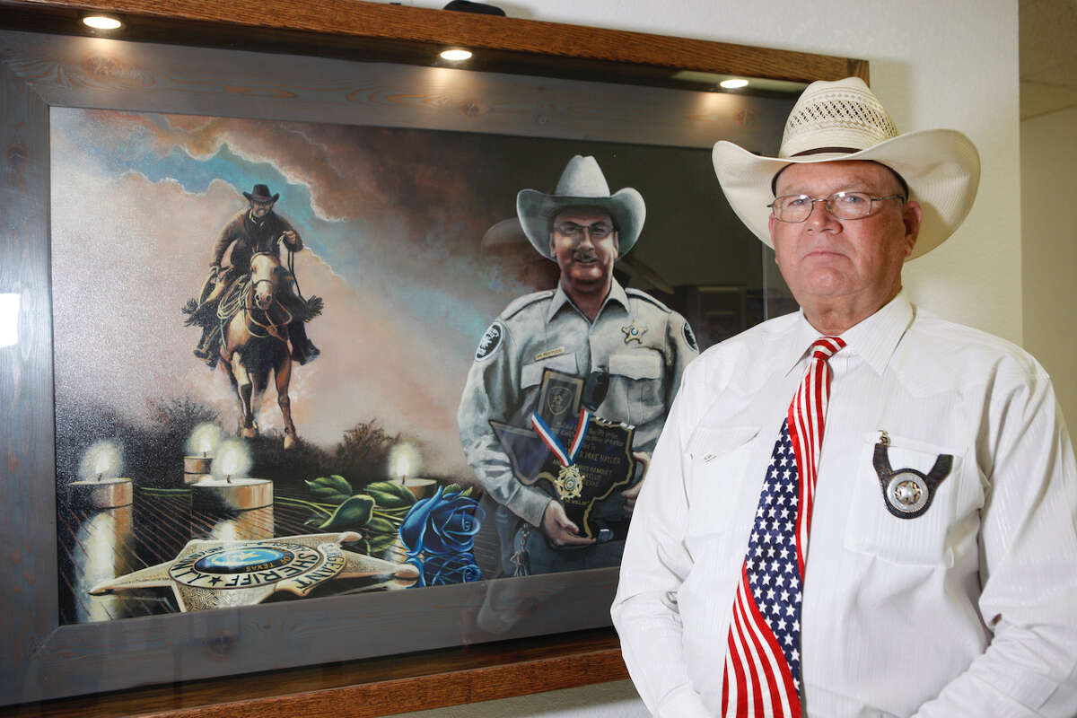 Midland County Sheriff Gary Painter has passed away May 26. Midland County Sheriff's Office Chief Deputy Rory McKinney said Sunday morning that Painter was found unresponsive just after midnight Saturday at his residence. An ambulance was dispatched; EM personnel attempted to revive Painter, but their efforts were not successful.
