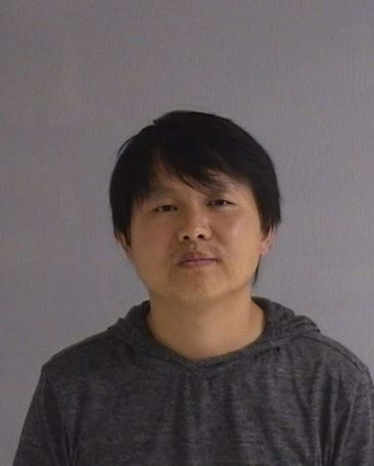 Bo Xie, 39, of Orange, was arrested by Orange Police on Thursday, May 23, 2019. Police said Xie had an argument at a Green Hill Road address that turned physical. He was charged in that alleged altercation, and for allegedly violating a protective order. Photo: Contributed / Orange Police Department