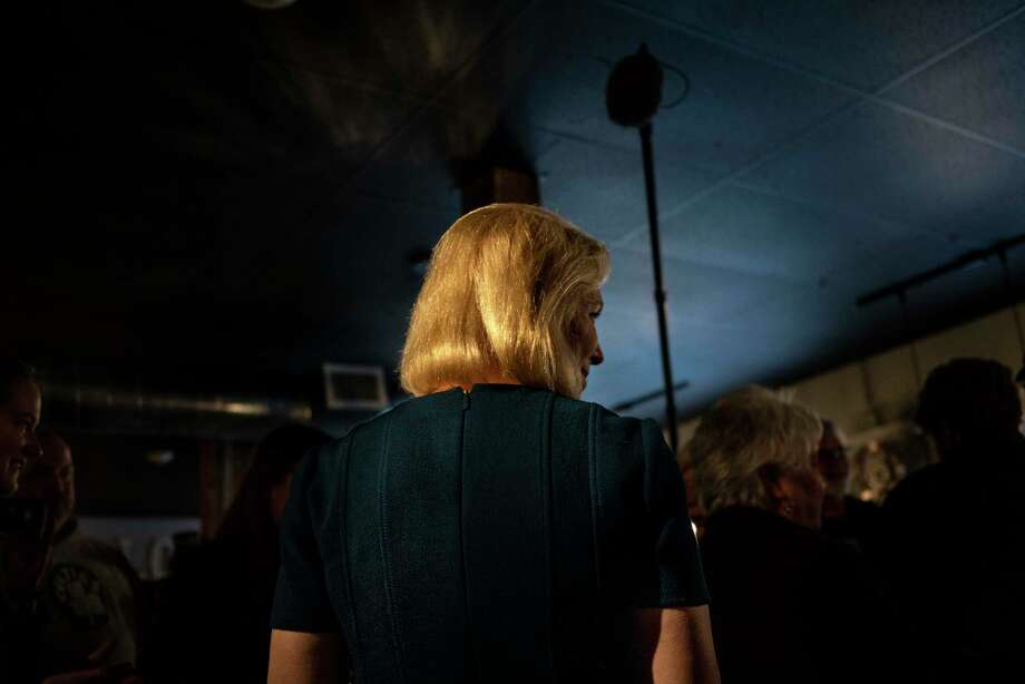 Gillibrand faces challenge of emerging from crowded niche