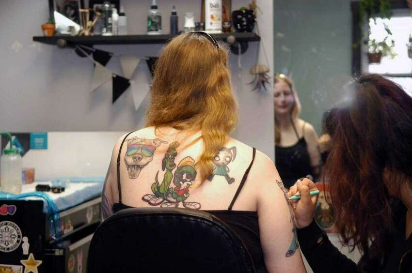 ALL OTHER PERSONAL SERVICES - JUNE 20* While hair salons and barbers can open on June 1, Connecticut residents will have to wait a few more weeks for other personal services, such as nail salons and tattoo shops. *If public health metrics are met Source: The Office of Governor Ned Lamont