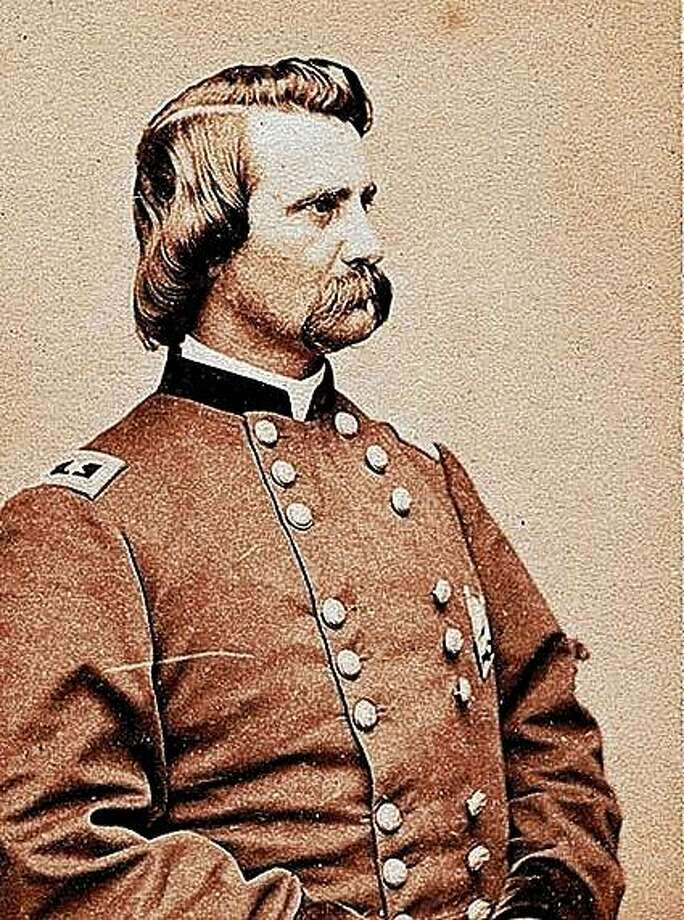 Gen. John A. Logan. Photo: Photo Provided