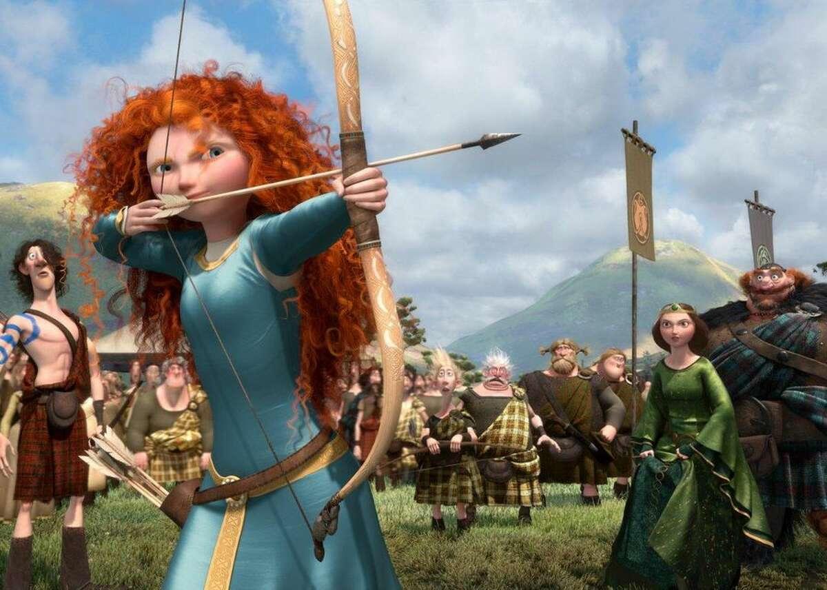 Brave (2012) Eight states picked this film as the favorite: Colorado, Maine, Minnesota, New Hampshire, New Jersey, North Dakota, South Dakota and Washington.