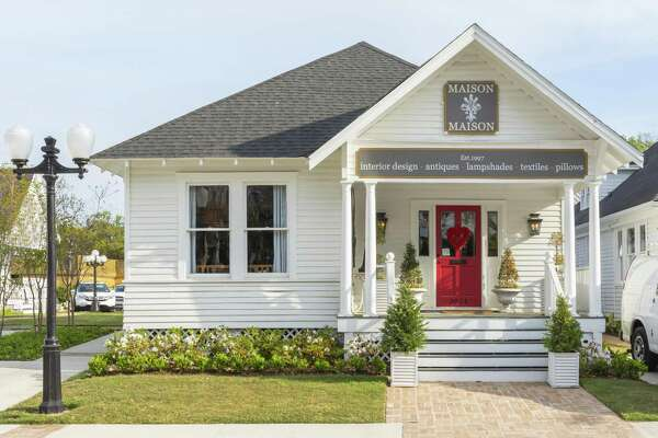 Father-daughter team restores historic cottages for city\'s newest ...