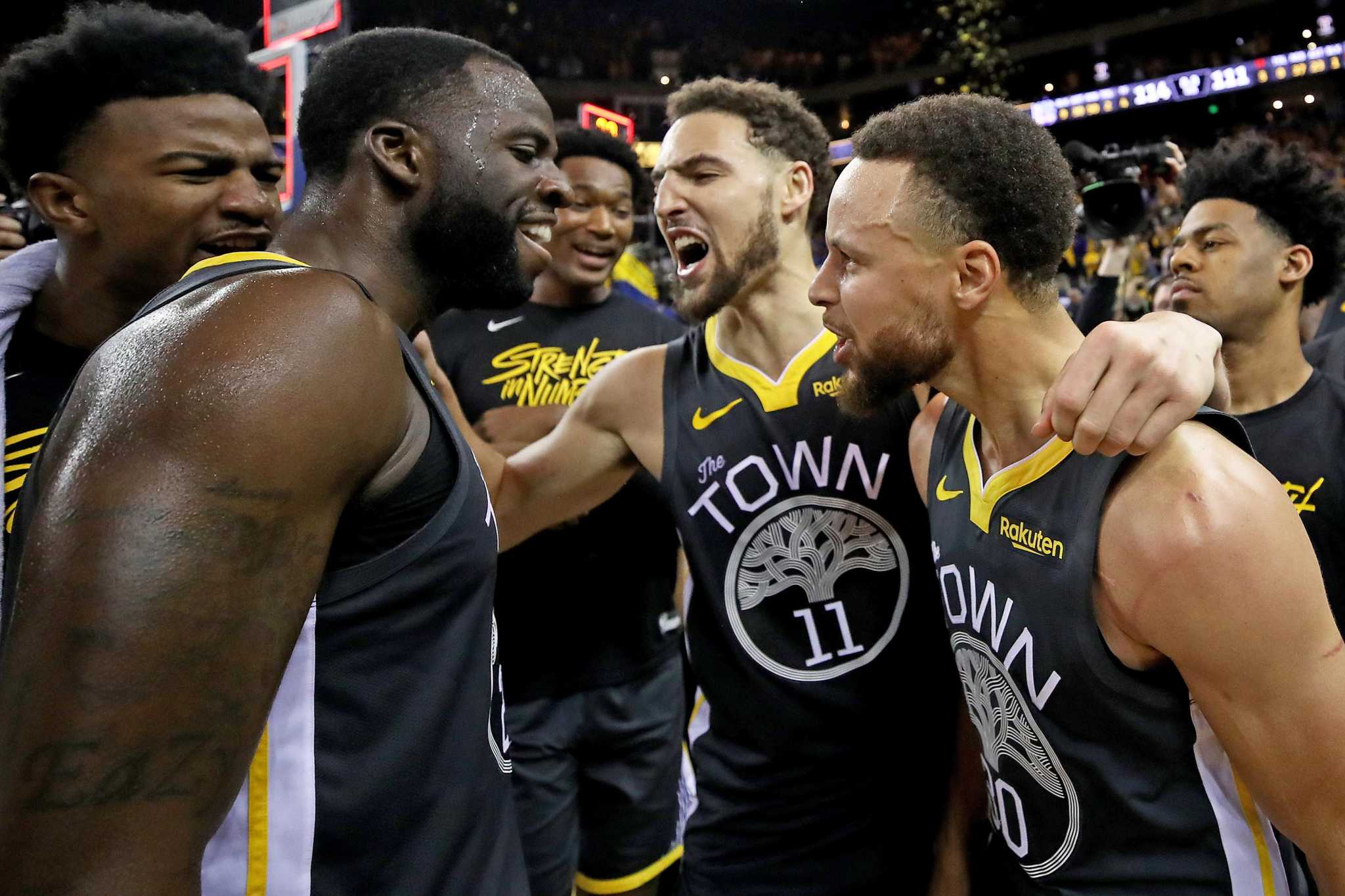 76787021ace Can the Warriors become NBA s greatest dynasty  It ll take some work -  SFChronicle.com