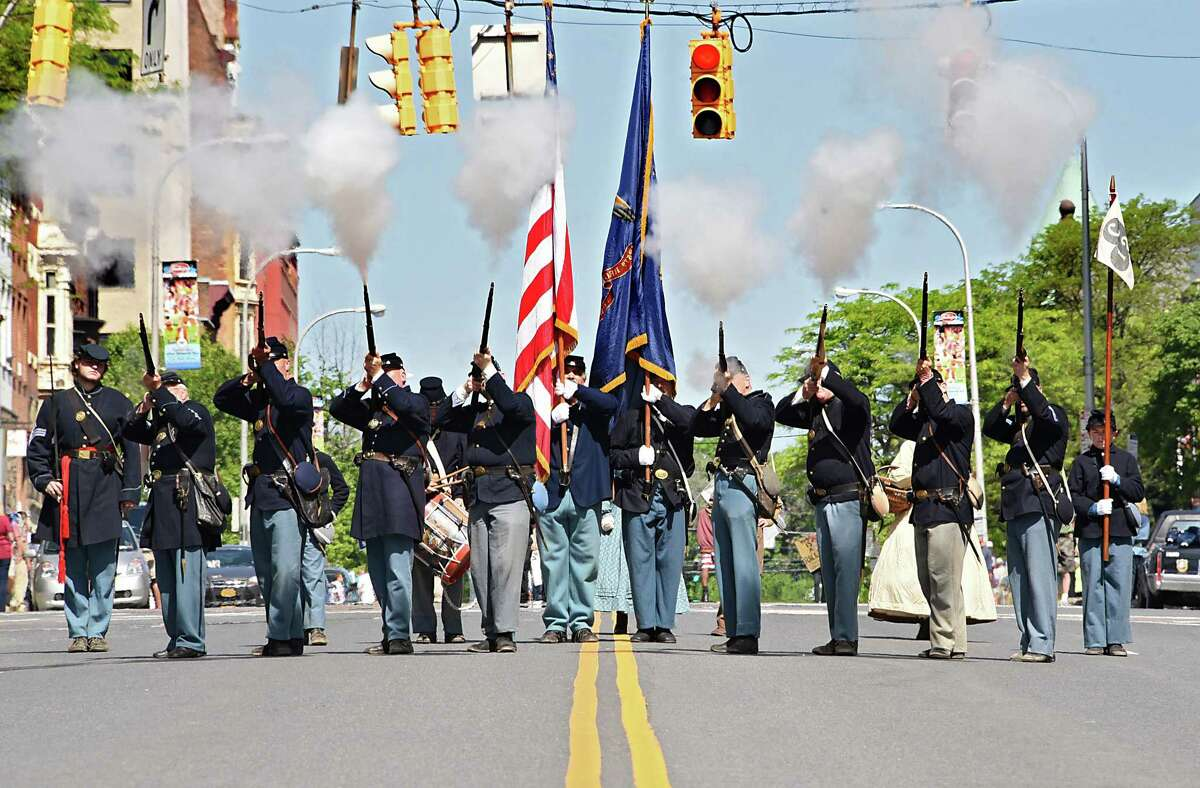 Albany Memorial Day Parade: The City of Albany's 2020 Memorial Day Parade, originally scheduled for Monday, May 25, has been canceled due to the COVID-19 outbreak. Albany Mayor Kathy Sheehan says Albany's Joint Veterans Committee will instead honor the day with a solemn wreath laying at both the Gold Star Families and Vietnam Monuments in Lafayette Park the morning of Monday, May 25. CLICK HERE for further details about the cancellation.
