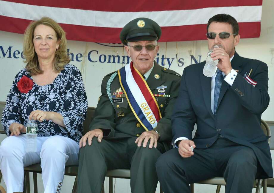 West Haven, Connecticut - Monday, May 27, 2019:  The West Haven Memorial Day Parade Monday in West Haven. Photo: Peter Hvizdak, Hearst Connecticut Media / New Haven Register