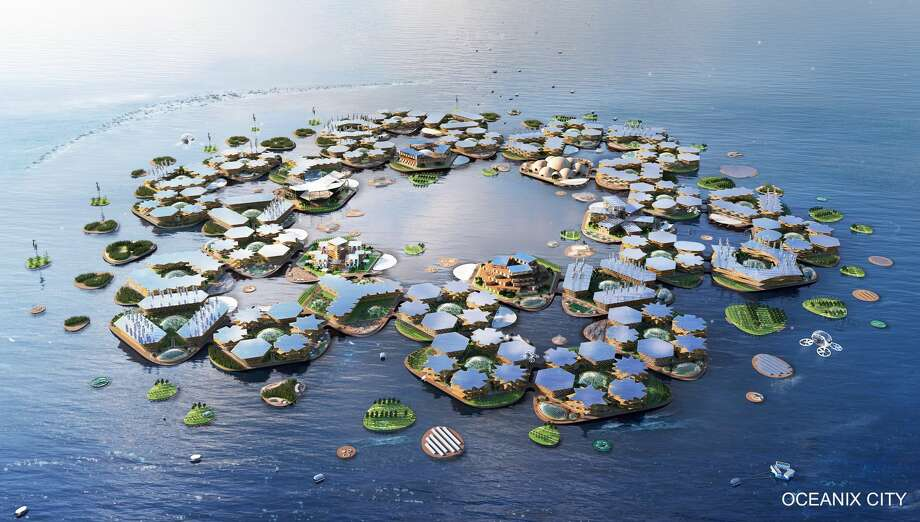 Floating cities are getting far closer to reality than ever