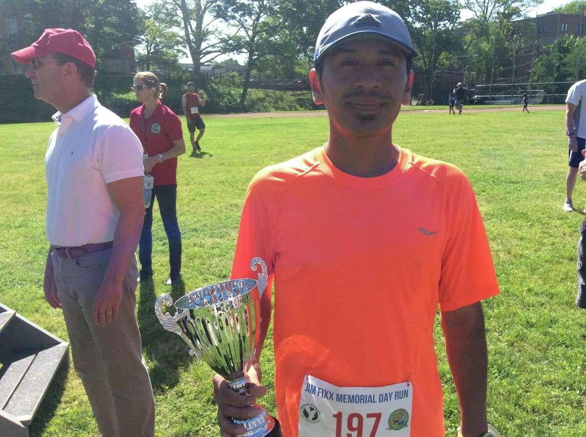 Felipe Garcia from Brooklyn, N.Y., was the overall winner.