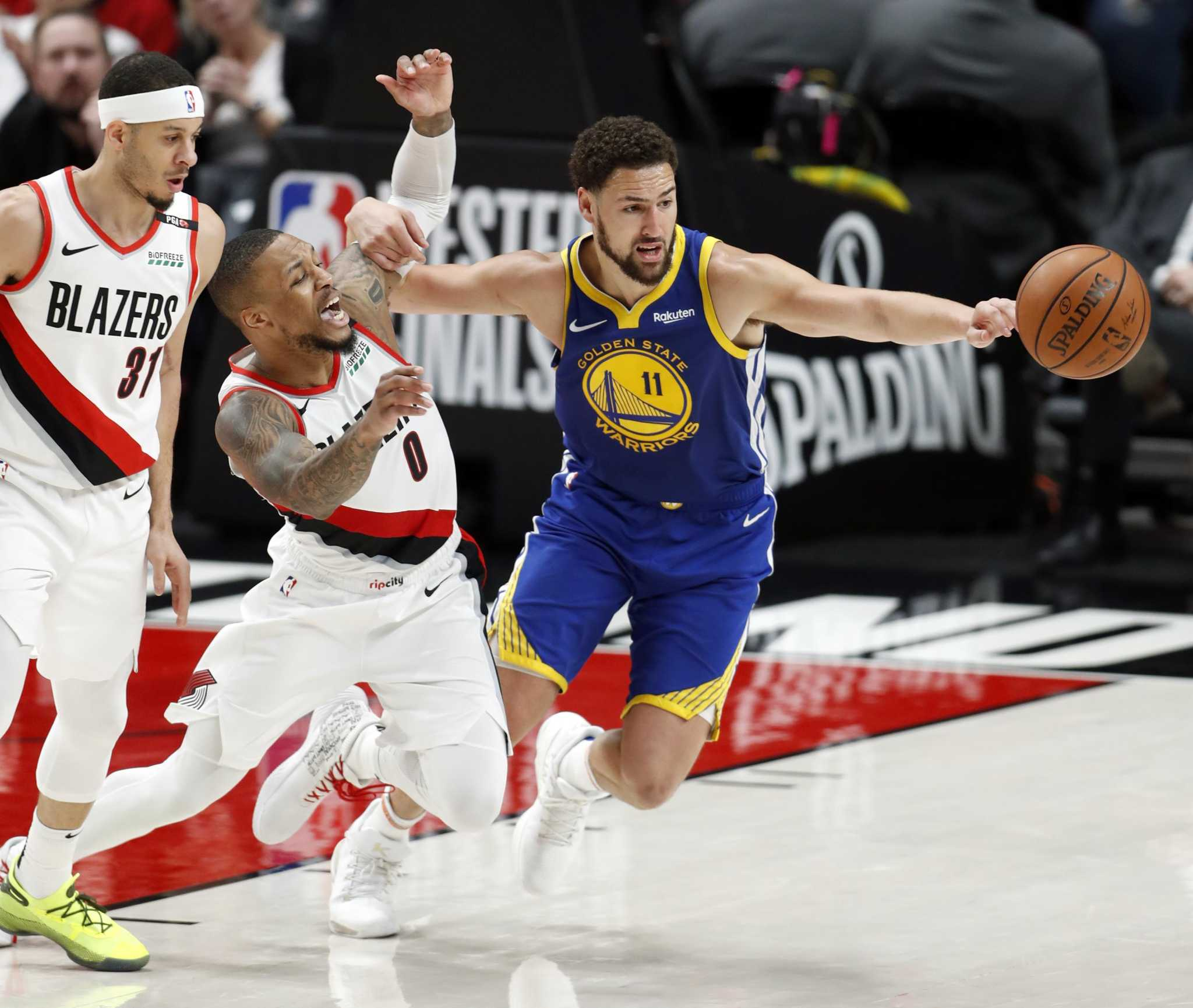 Warriors' Klay Thompson Relishes Defensive Challenges On