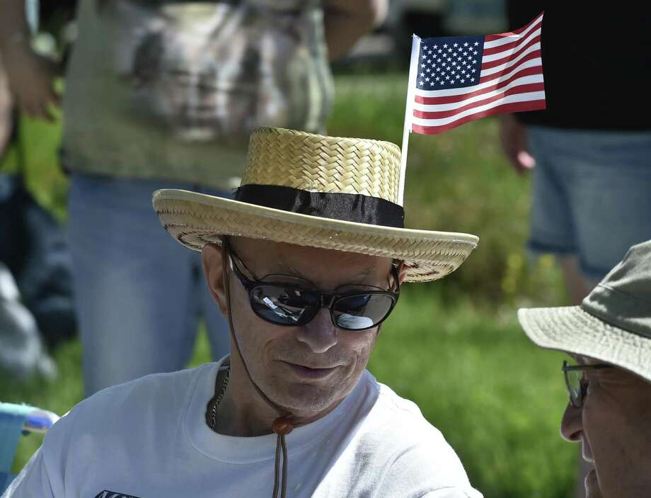 West Haven, Connecticut - Monday, May 27, 2019: The West Haven Memorial Day Parade Monday in West Haven. Photo: Peter Hvizdak / Hearst Connecticut Media / New Haven Register