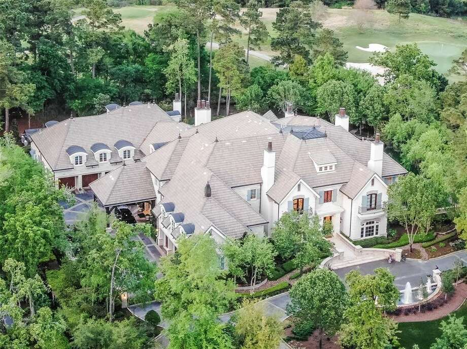 The Woodlands: 51 Grand Regency Circle  List price: $7.495 million   Square feet: 21,696 Photo: Houston Association Of Realtors