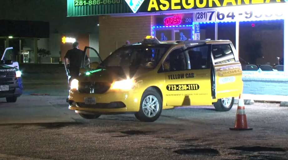 Taxi San Antonio >> Houston Taxi Driver Shot By Passenger Who Was Upset About Fare San