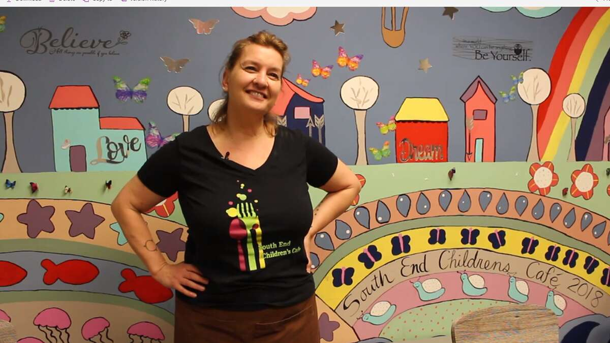 Click through the slideshow for 20 things you don't know about Tracie Killar, founder of South End Children's Café.