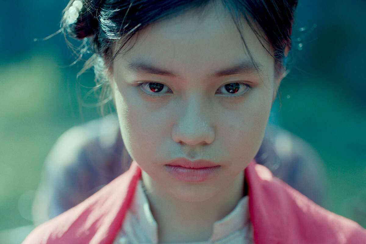 Thirteen-year-old actress Nguyen Phuong Tra My plays May, the titular character of 'The Third Wife.' She was cast after a nationwide search and 900 candidates, according to local media.