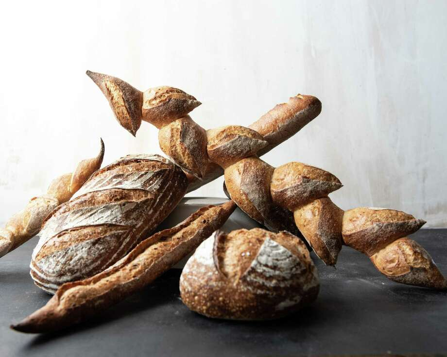 Magnol French Baking, specializing in breads made with organic flours, is now open in Spring Branch East, 1500 North Post Oak. Photo: Carla Gomez