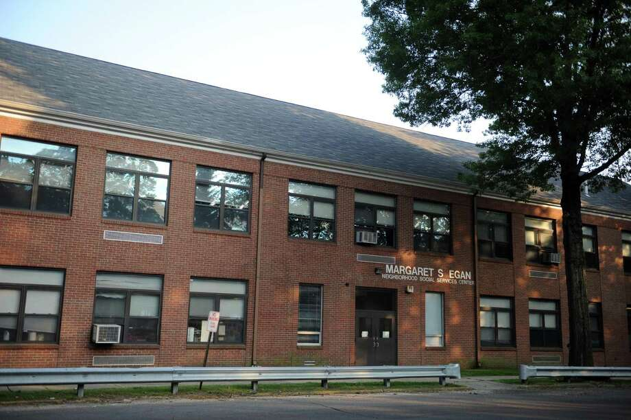 The Margaret S. Egan Center in Milford, Conn. Photo: Autumn Driscoll / ST / Connecticut Post
