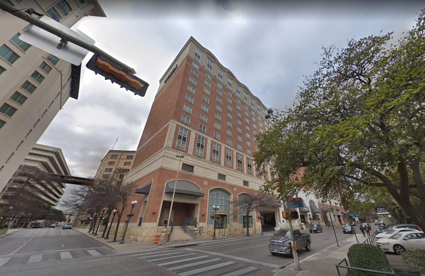 Fort Worth Firm Buys 79 Million Hotel On San Antonio S