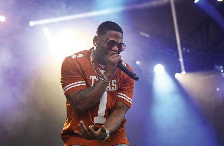 St. Louis pop-rapper Nelly is booked to play Liberty Bank Alton Amphitheater in September.