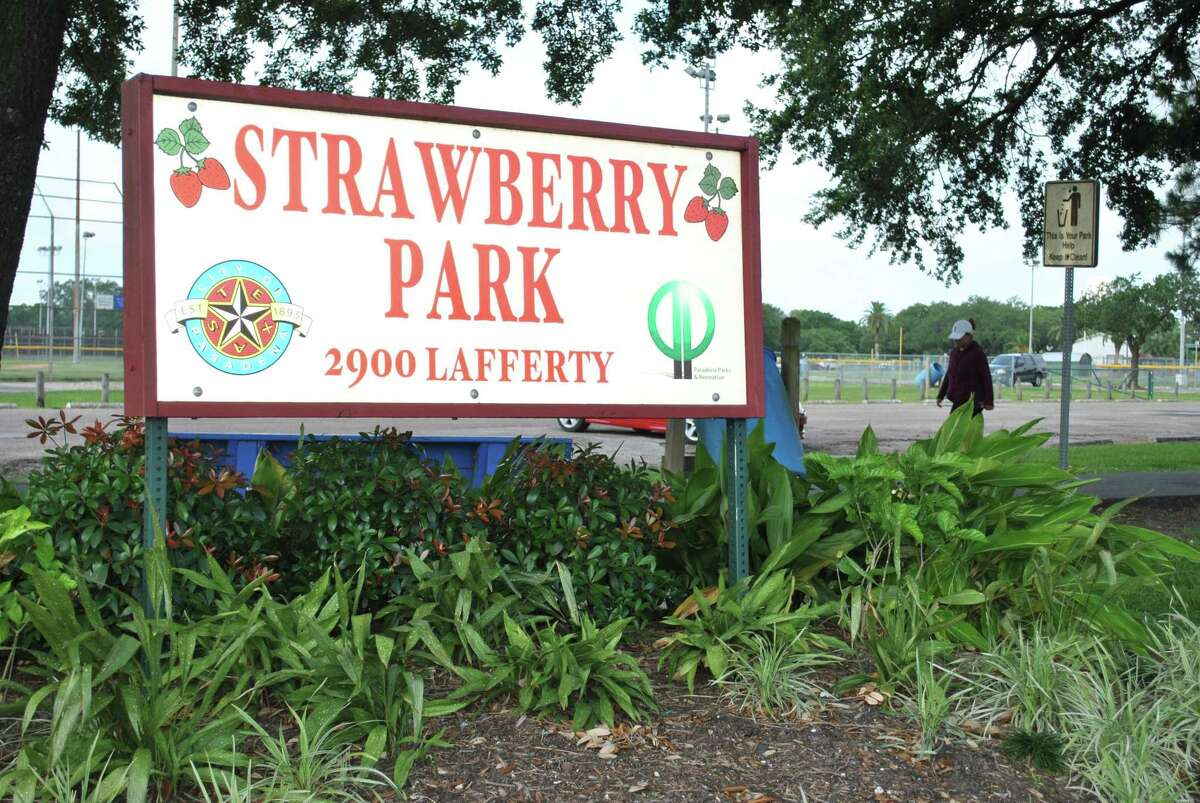 Strawberry Park, 2900 Lafferty Road, is one of the almost 50 parks in the city of Pasadena.
