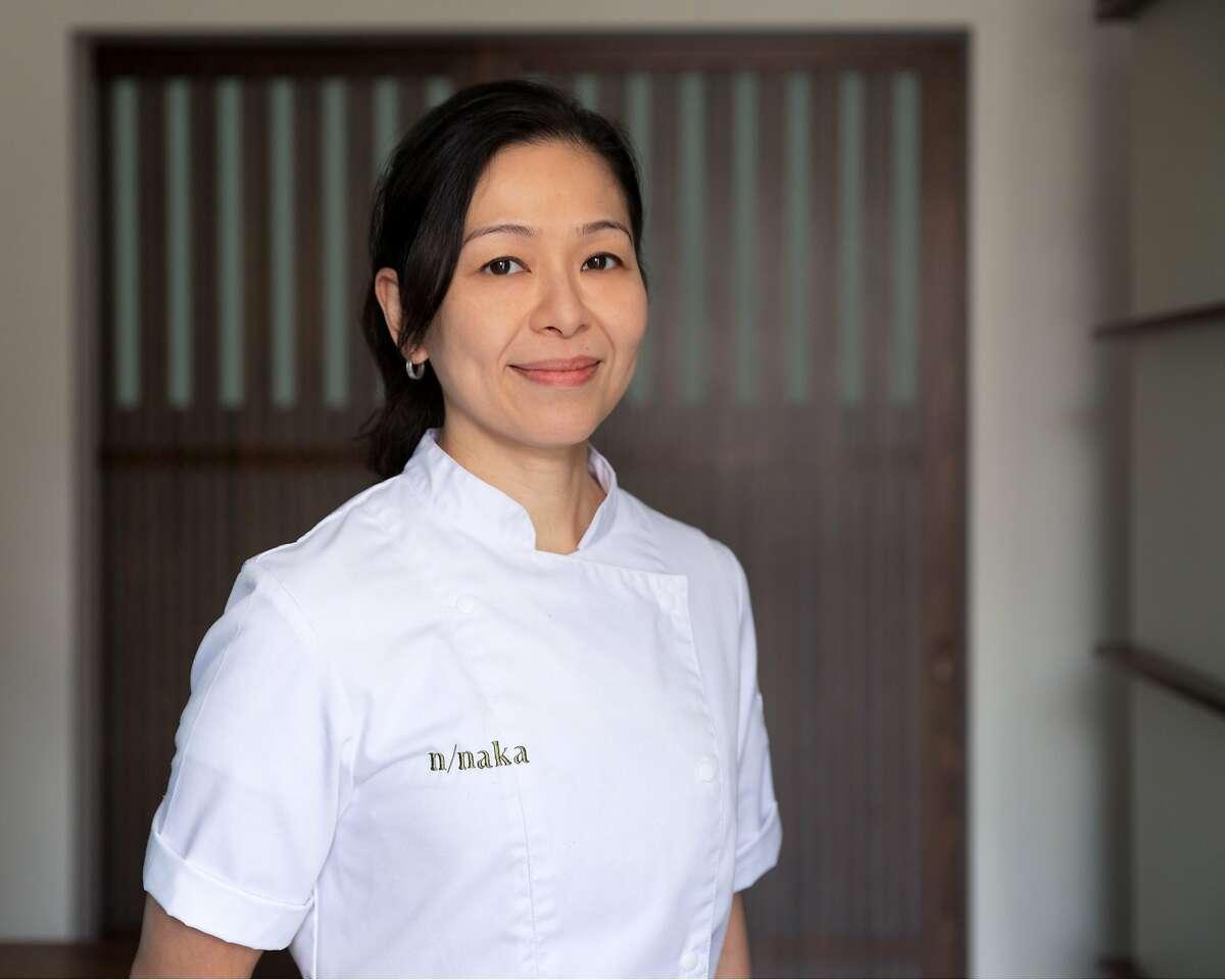 Los Angeles star chef Niki Nakayama