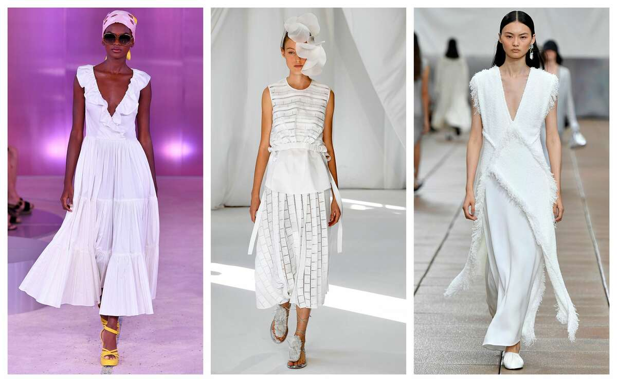 Do you only wear white from Memorial Day through Labor Day?