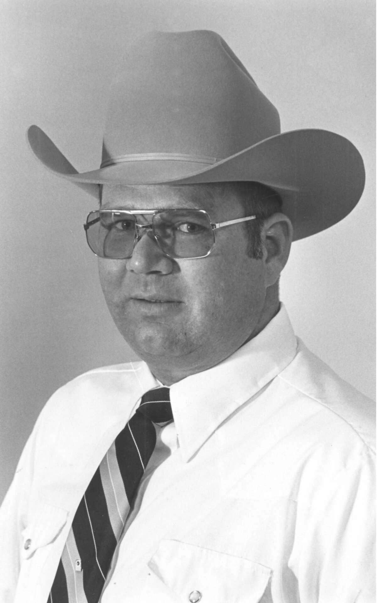 1984:Midland County Sheriff Gary Painter