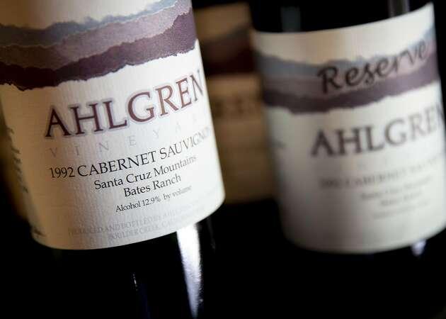 What happened to the Ahlgren Vineyard?