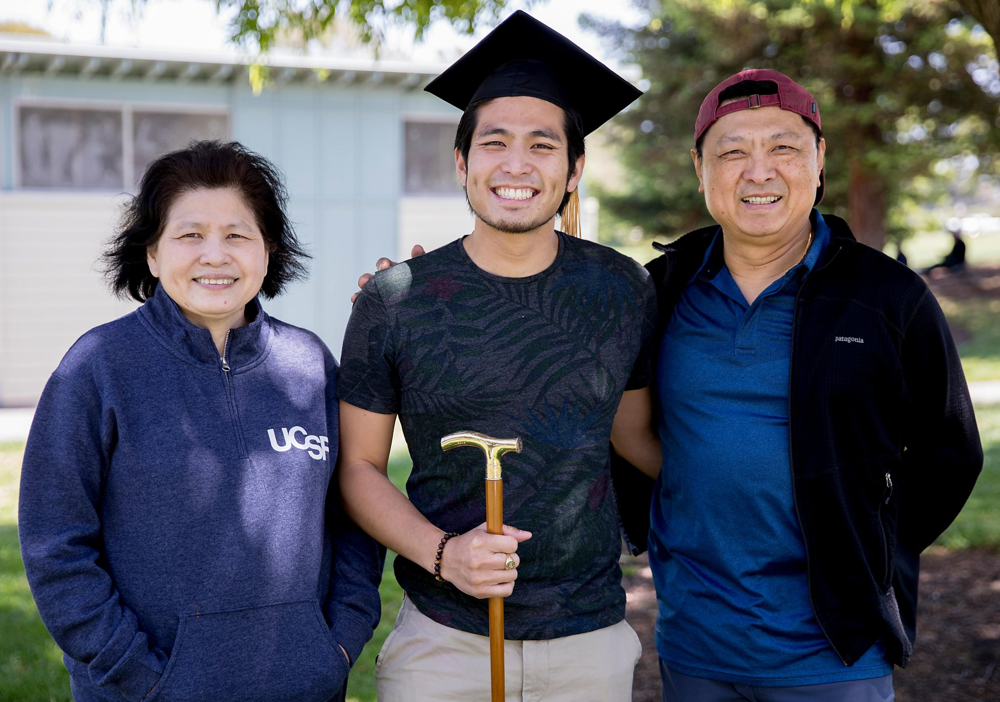 UCSF medical school graduates first undocumented student in
