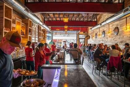 The Hub pizza bar brings creative flair to downtown Ansonia