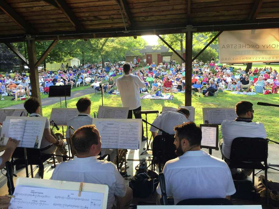 The Waterbury Symphony Orchestra presents its Independence Day weekend concerts and picnics in Morris and Woodbury. Photo: Contributed Photo