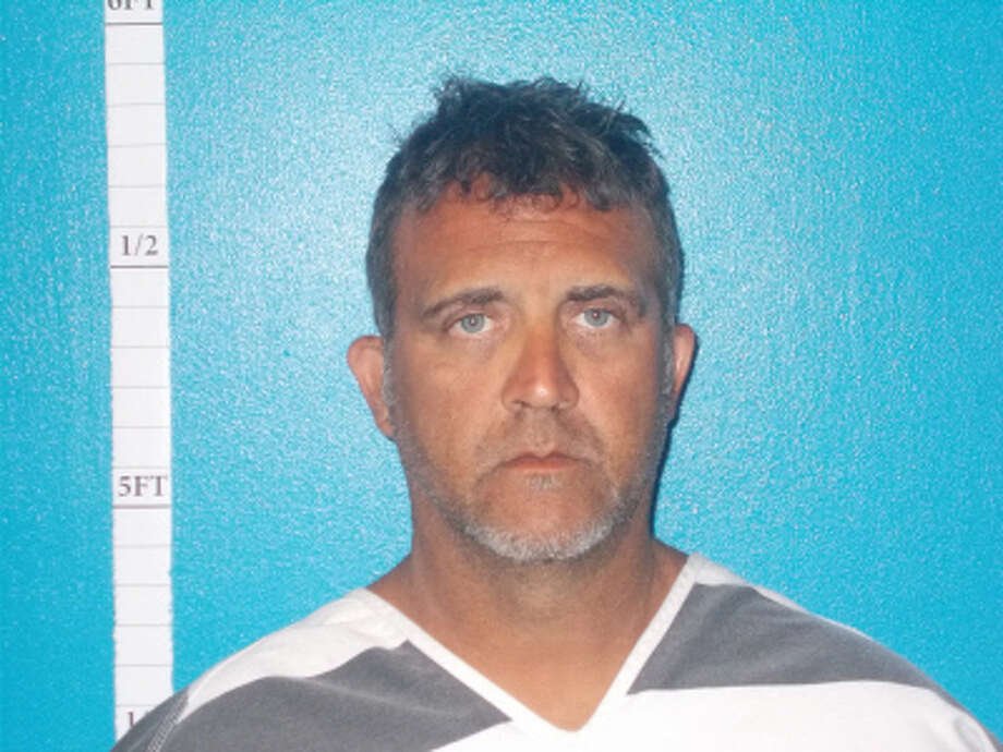 Bradley Joseph Pruitt, 45, of Bowling Green, Kentucky, was charged on May 28, 2019, aggravated assault, evading arrest with a vehicle, unlawful possession of firearm by a felon, and taking a weapon from an officer. He was being held on a total of $4 million in bonds. Photo: Hardin County Sheriff's Office