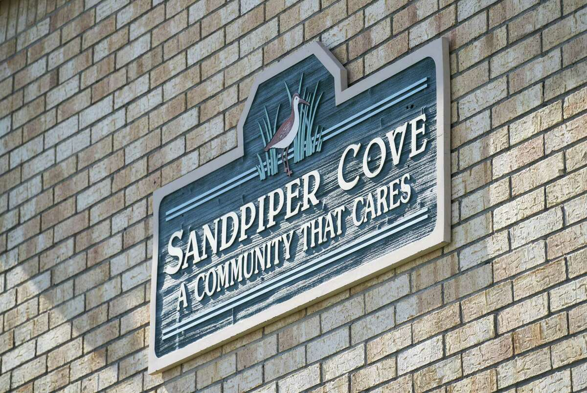 The Sandpiper Cove apartments, which are privately owned but subsidized by HUD, in Galveston, on March 26, 2019. Residents have complained repeatedly about problems with mold, rodents and sewer backups.