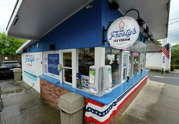 Mr. Frosty's Ice Cream Shop