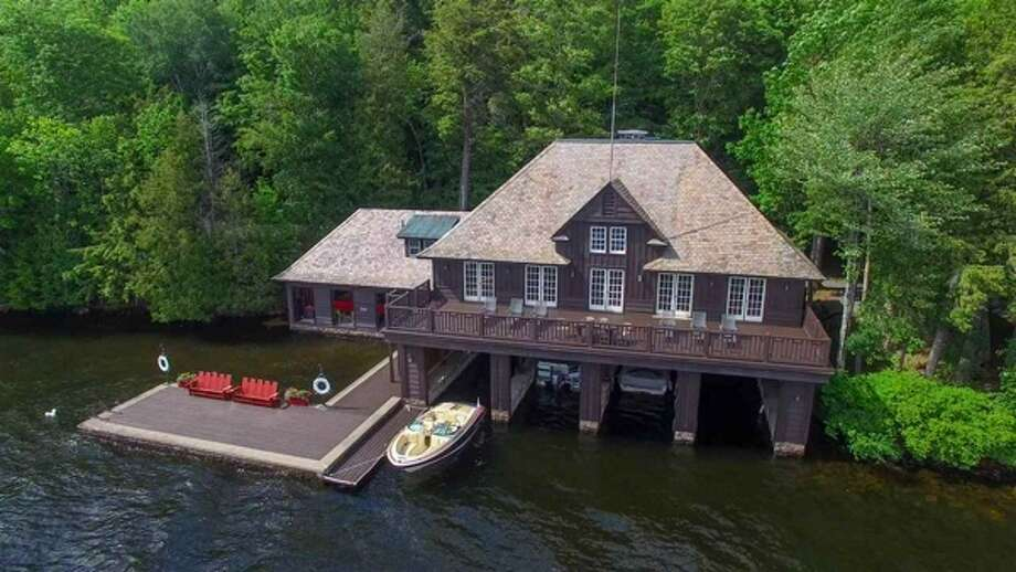 $4,395,000. 50 State Route 28, Inlet, N.Y. View the listing. Photo: MLS