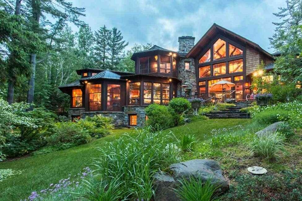 $8,200,000. 134 Mirror Lake Drive, Lake Placid, N.Y. View the listing.