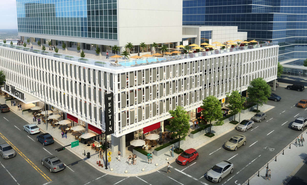 Pearl Hospitality on Wednesday announced seven new tenants for the ground floor of the historic Medical Towers, which is being redeveloped into a 273-room Westin Hotel. The Houston developer has signed lease agreements with MOD Pizza, Roti Modern Mediterranean, Poke in the Bowl, Antone's, JuiceLand, SusieCakes and The Halal Guys.