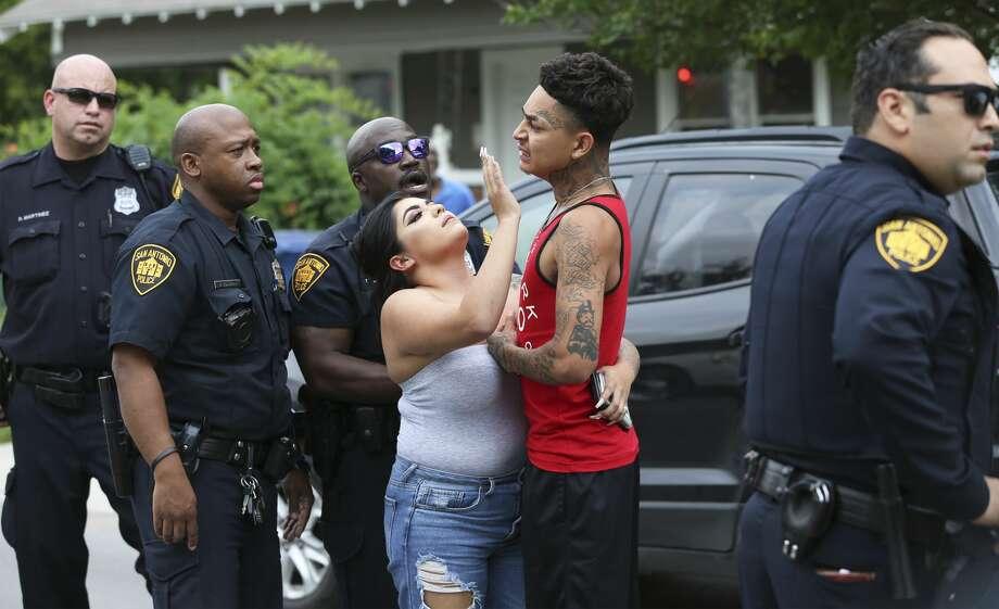 1 dead, 2 hurt in East Side drive-by shooting - San Antonio