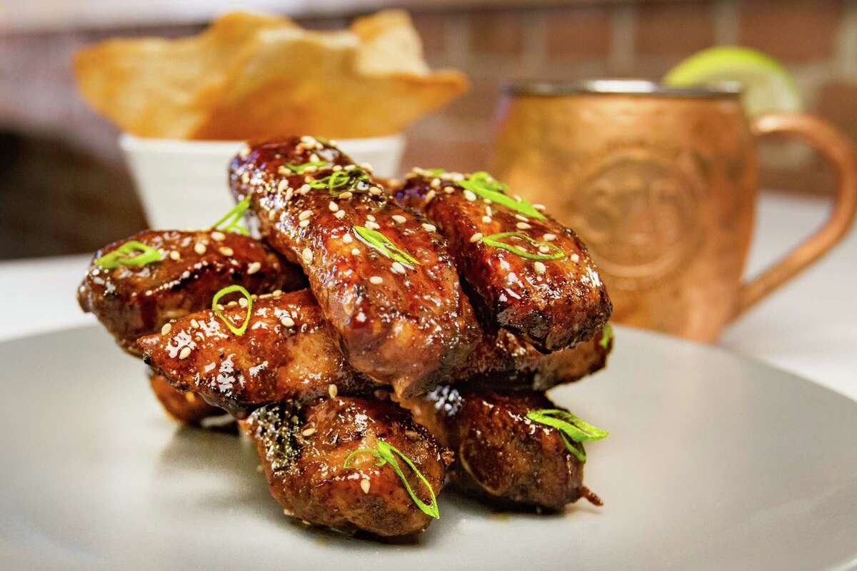 Wholesome Kitchen and Wholesome Pies have announced their opening as June 6 atat Redemption Square at Generation Park, 250 Assay St. Shown: Asian sticky ribs.