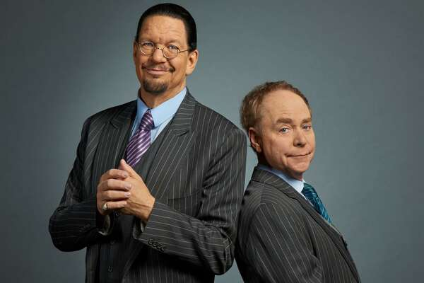 Penn & Teller to make magic in San Antonio (and show how it's done, too)