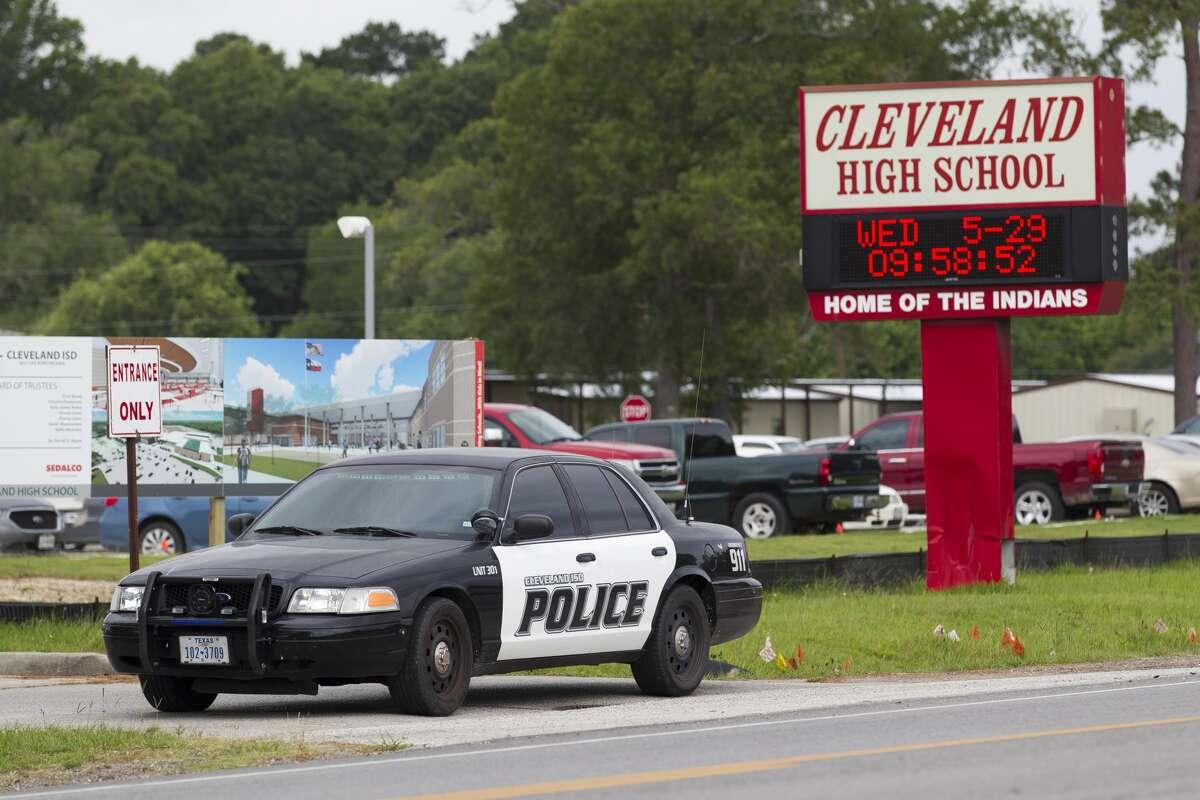 Cleveland High SchoolCleveland ISDGrade: FRegion rank: 186