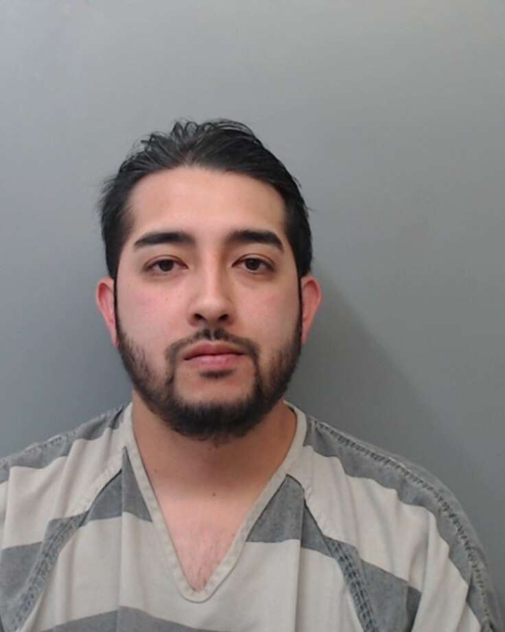 Bryan Lopez, 27, was arrested and charged with assault, family violence and possession of a controlled substance Photo: Courtesy