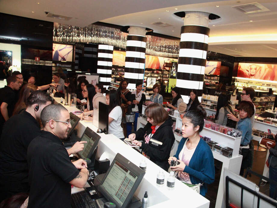 """Sephora is closing locations across the US on the morning of June 5.The makeup retailer is holding inclusion workshops for employees to build a """"more inclusive beauty community.""""  Photo: Astrid Stawiarz/Getty Images"""