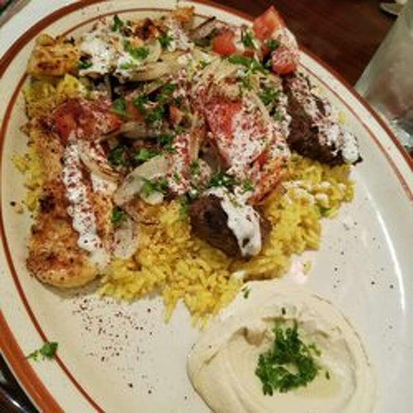 9. Mashawi Mediterranean Cuisine