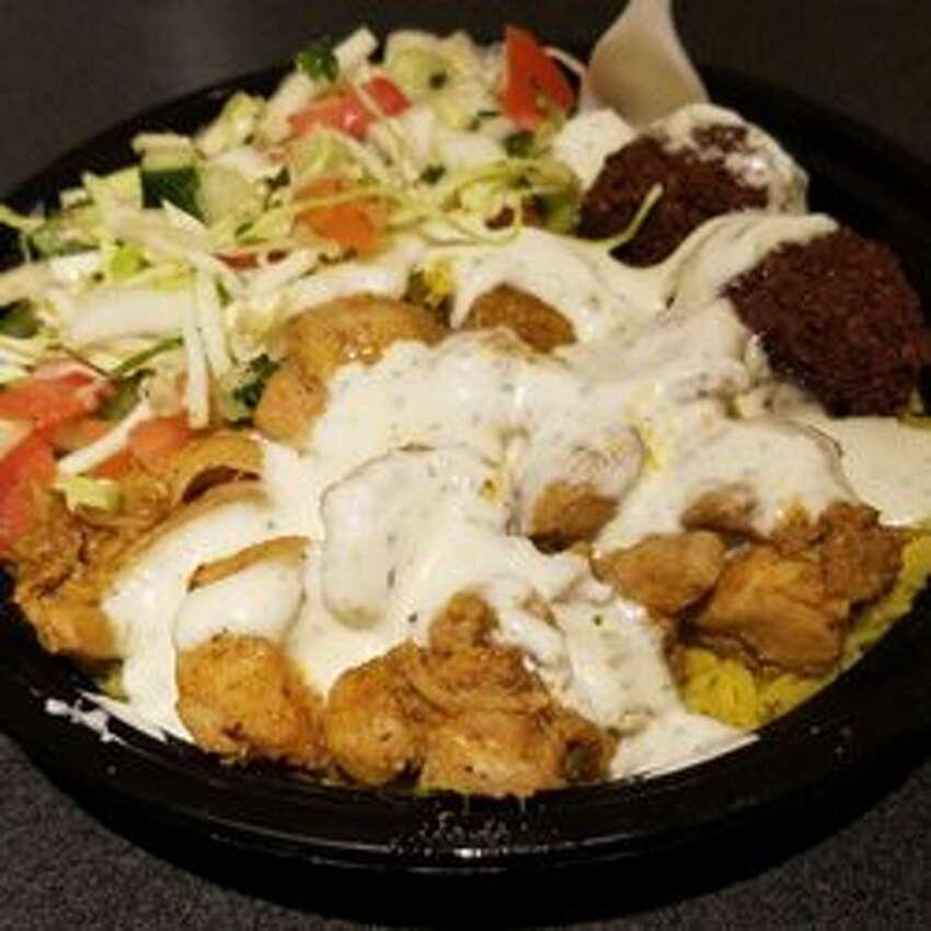 8. Falafel Salam