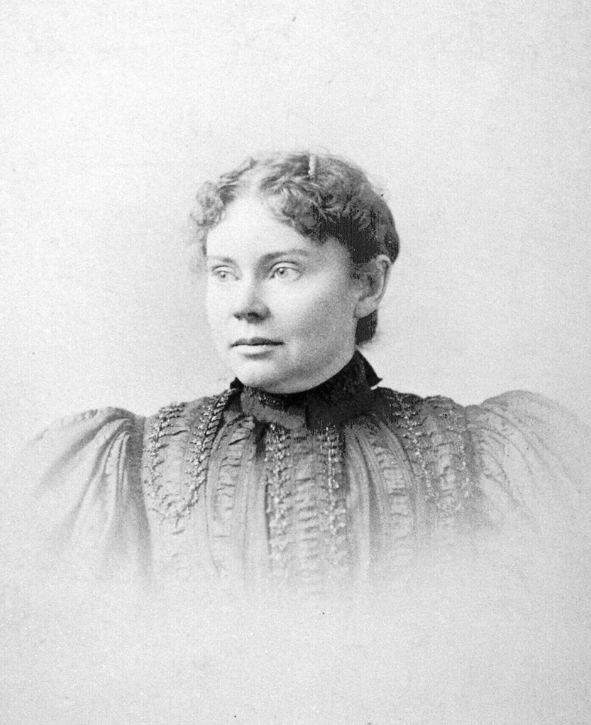 Lizzie Borden may have had trouble with the TSA